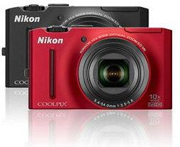 Die Nikon Coolpix S8100