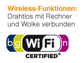 Wireless Funktionen