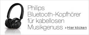 Philips Bluetooth Kopfhoerer
