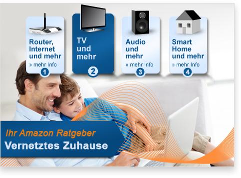 Ihr Amazon Ratgeber Vernetztes Zuhause - TV und mehr