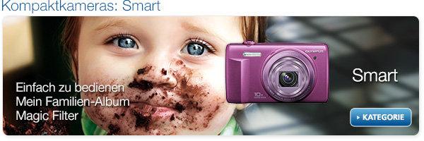 Olympus Smart Kameras