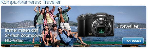 Olympus Traveller Kamera