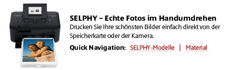 Canon SELPHY Fotodrucker