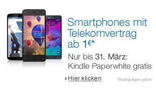 Smartphone+Telekomvertrag