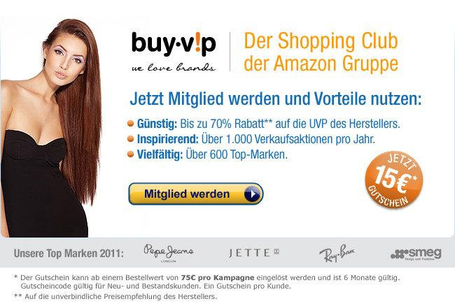 BuyVIP. Фирменные вещи до 70% дешевле + 25 Евро в подарок