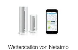 Wetterstation von Netatmo