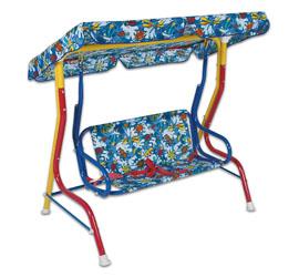 Junior joker club dondolo per bambini con rivestimento in cotone e poliestere - Amazon dondolo da giardino ...