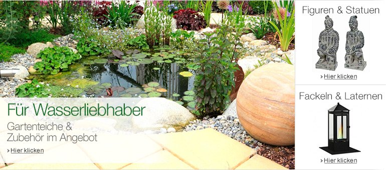 Garten-Dekoration