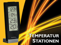 Temperaturstationen