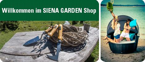Willkommen im Siena Garden Shop bei Amazon.de