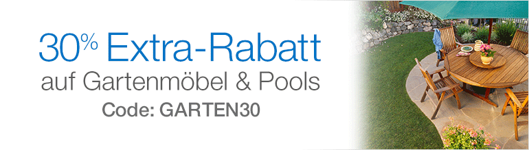 Gartenmoebel-Rabattcode