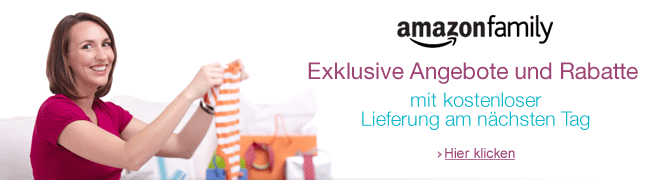 Teaser Bild für Amazon Special: Amazon Family