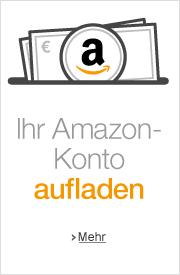 Ihr Amazon-Konto aufladen