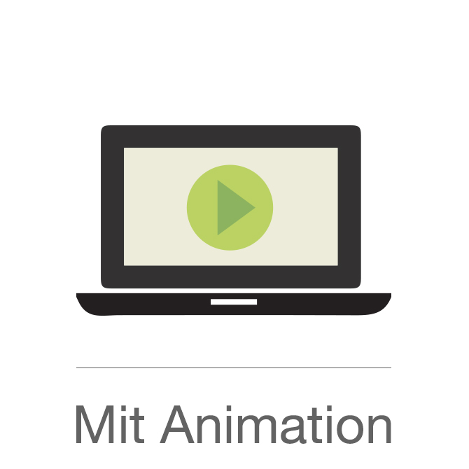 Mit Animation