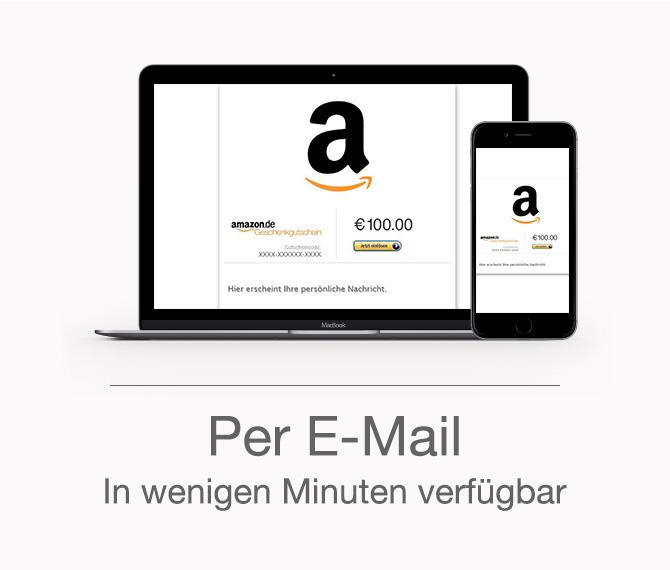Gutscheine per E-Mail