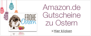 Amazon.de Ostergutscheine