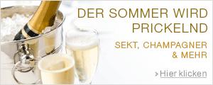 Champagner, Sekt