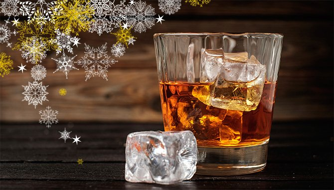 Ausgewählte Whiskys
