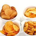 Chips, Kracker...
