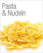 Pasta und Nudeln