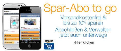 Amazon Spar-Abo to go
