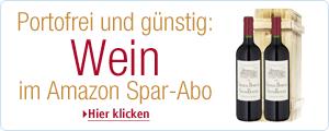 Wein im Amazon Spar-Abo