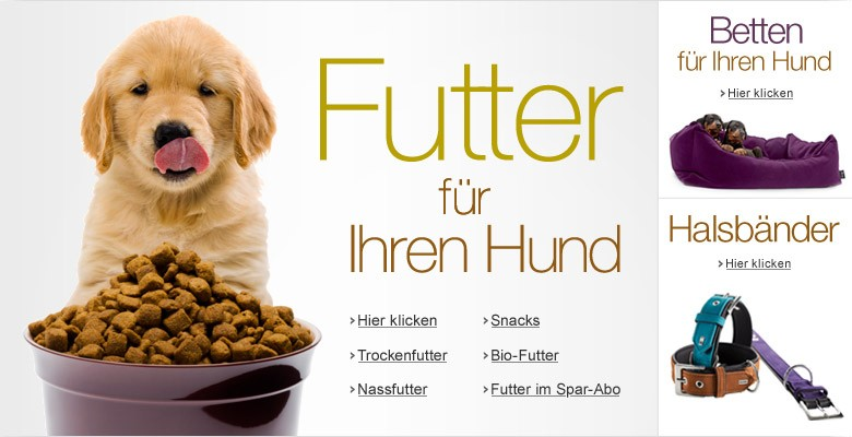 Hunde-Shop