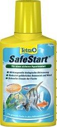 Tetra 160897 SafeStart, Aquarienstarter mit lebenden nitrifizierenden Bakterien für einen sicheren Aquarienstart, 100 ml - Zusatzbild