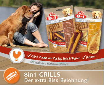8in1 Grills Hundesnacks