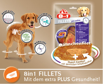 8in1 Fillets Hundesnacks