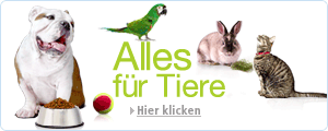 Alles f�rs Haustier bei Amazon.de