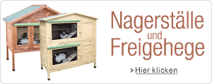 Nagerstlle und Freigehege