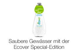 Saubere Gewässer mit Ecover