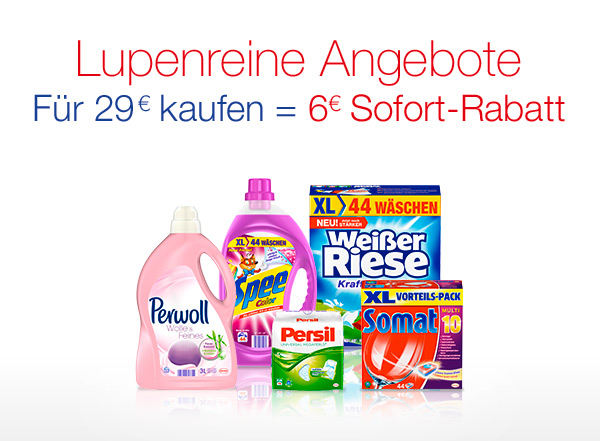Henkel Aktion amazon