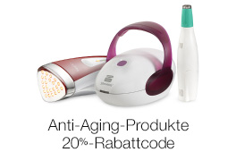 Anti-Aging-Aktion