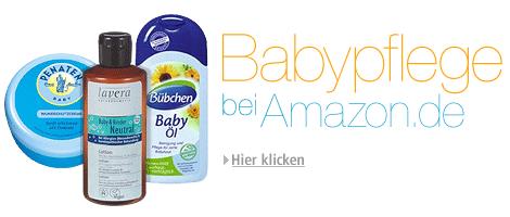 Babypflege bei Amazon.de