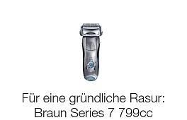 Braun Series 799cc