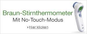 Braun-Stirnthermometer
