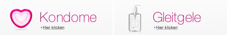 Kondome & Gleitgele bei Amazon.de