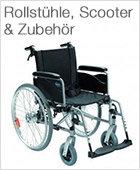 Rollstühle, Scooter und Zubehör