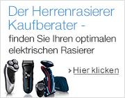 Herrenrasierer-Produktberater