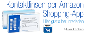 Kontaktlinsen per Amazon Shopping-App