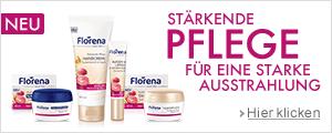 Die neuen Produkte von Florena