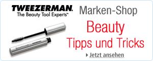 Tweezermann Tipps und Tricks