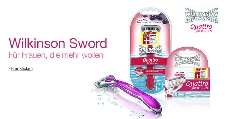Wilkinson Sword Quattro for Women