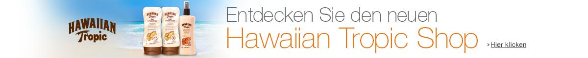 Entdecken Sie den Hawaiian Tropic Markenshop