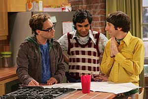 The Big Bang Theory - Staffel 1