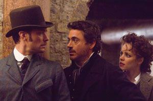 Sherlock Holmes & Sherlock Holmes: Spiel im Schatten Steelbook (Exklusiv bei Amazon.de)