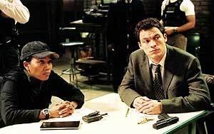 The Wire Die komplette 3. Staffel