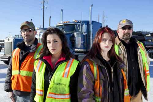 Ice Road Truckers - Die komplette Staffel 5